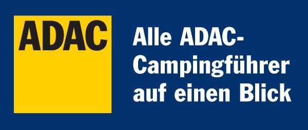 ADAC Campingführer auf einen Blick