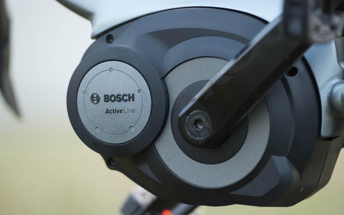 Koga E-Nova Nuvinci Bosch-Motor