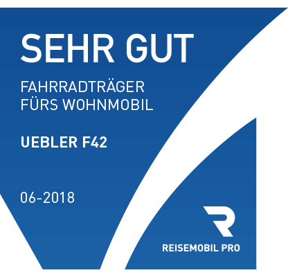 Verwonderlijk Uebler F42 im Praxistest – Reisemobil PRO AV-58