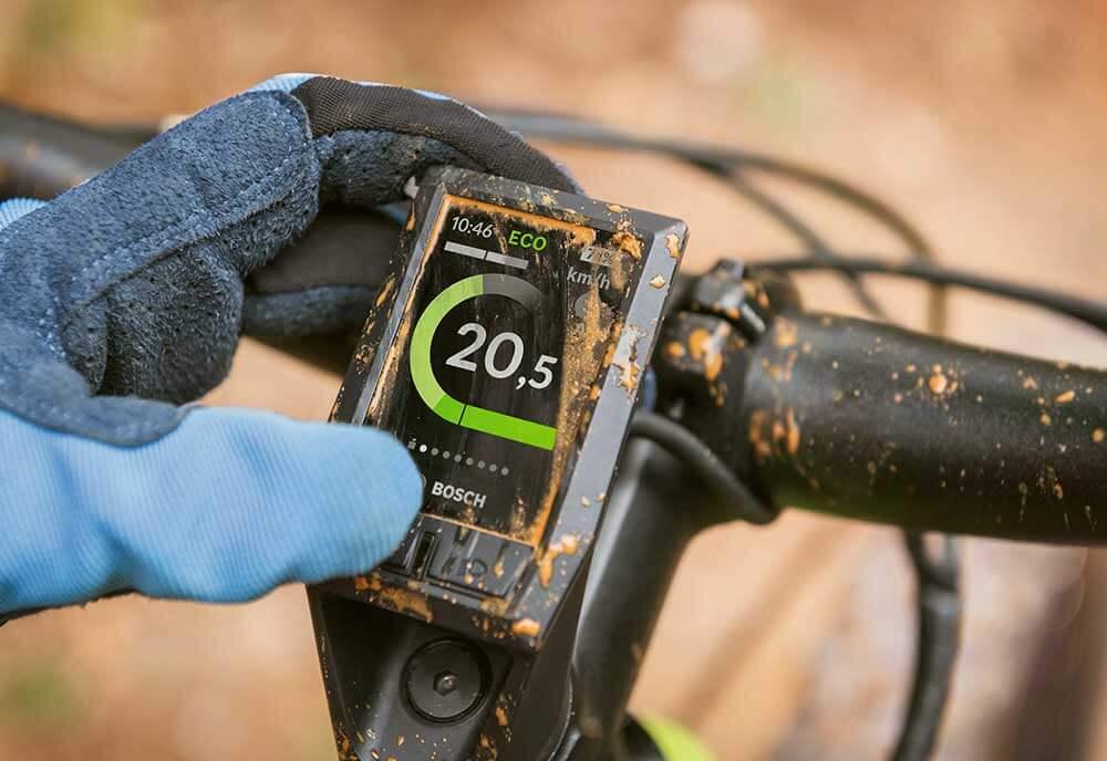 Fahrradcomputer Wo Anbringen : Kiox neuer fahrradcomputer von bosch u reisemobil pro