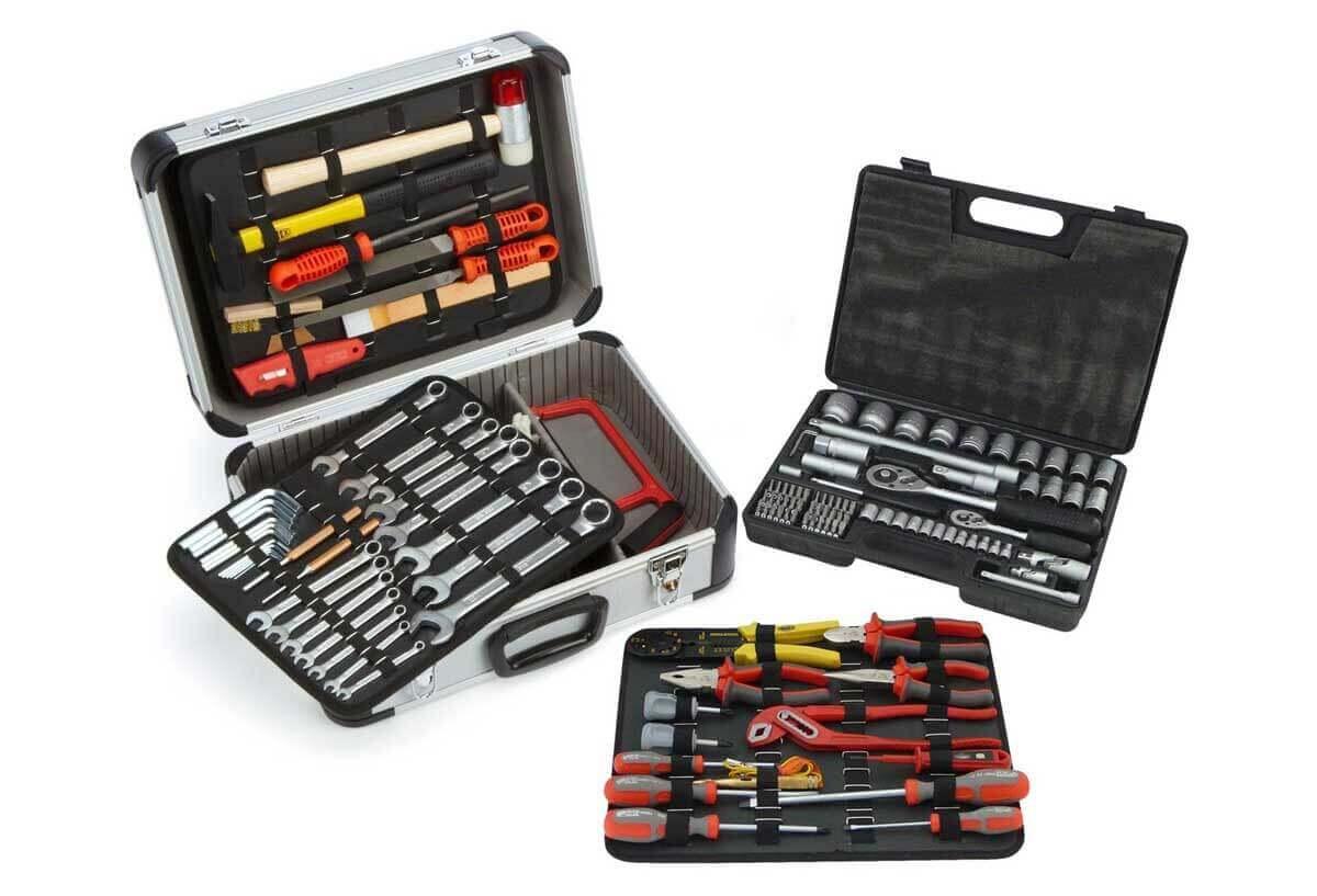 Famex Mechaniker-Werkzeugkoffer