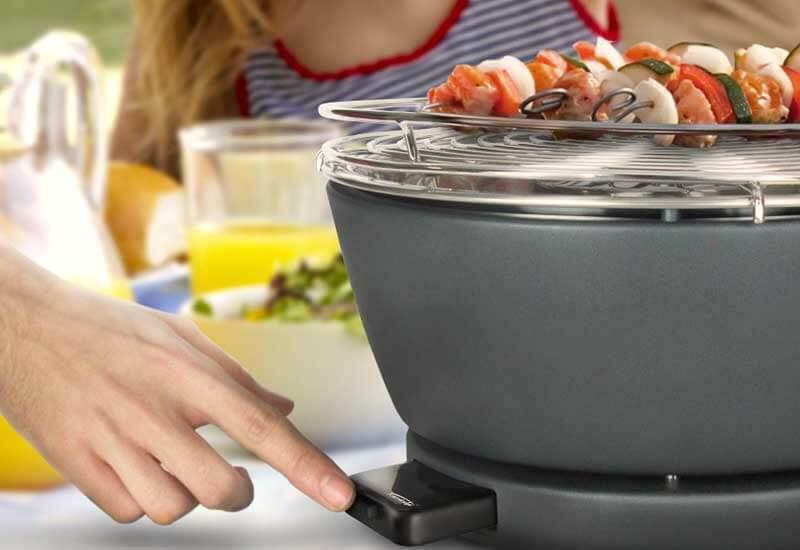 Tisch Holzkohlegrill Mit Usb : Tischgrills günstig online kaufen real