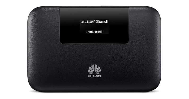 Router im Wohnmobil - Huawei E5770