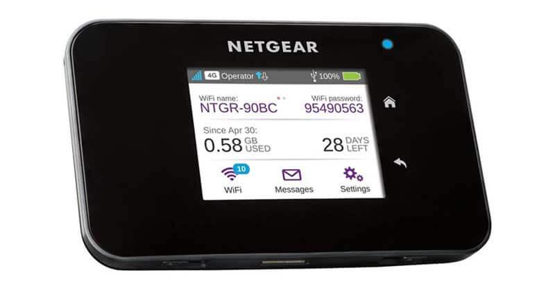 Netgear Router fürs Wohnmobil