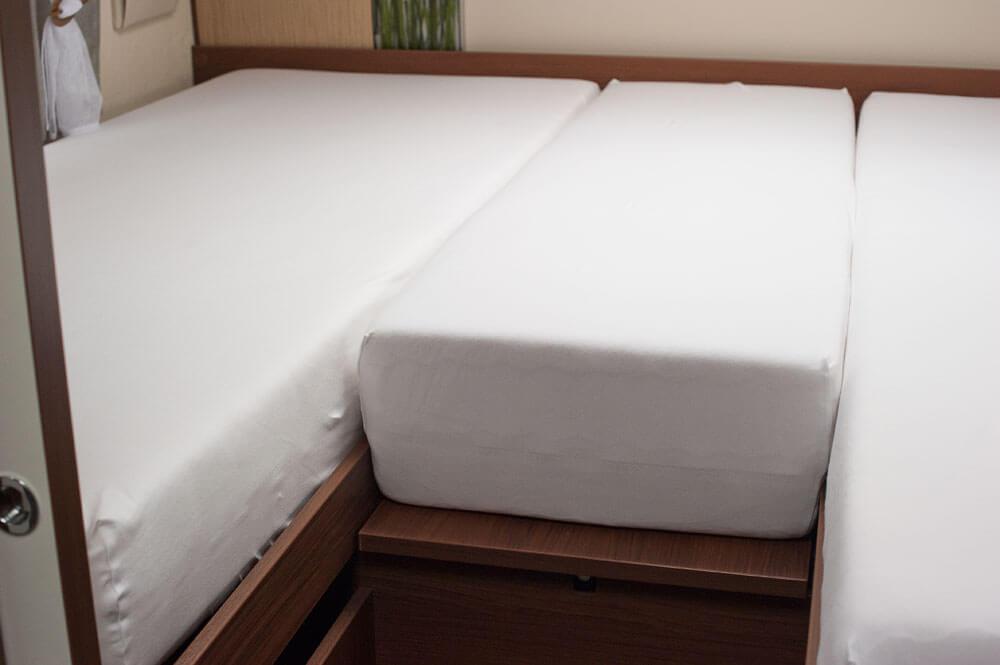 Spannbetttücher Fürs Wohnmobil Reisemobil Pro
