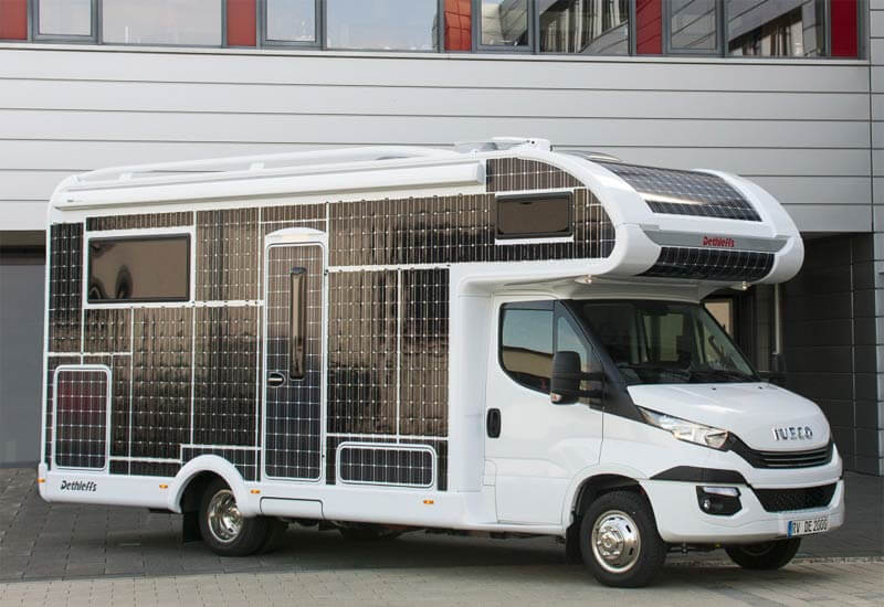 das komplette solar wohnmobil reisemobil pro. Black Bedroom Furniture Sets. Home Design Ideas